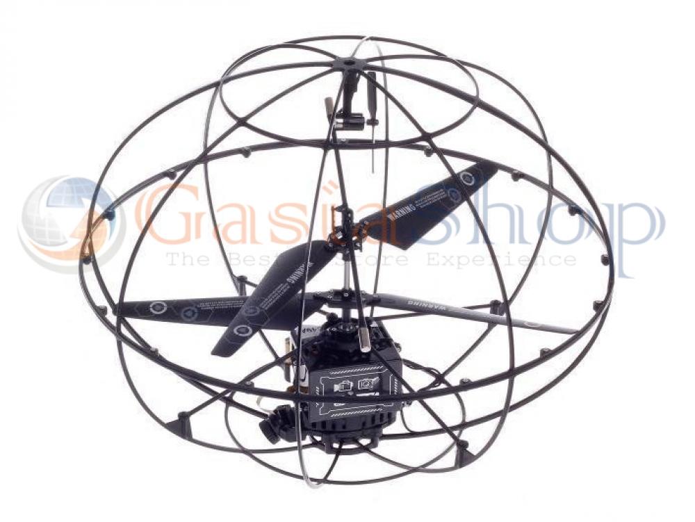 Elicottero Telecomandato : I spy ufo elicottero telecomandato wireless iphone ipad