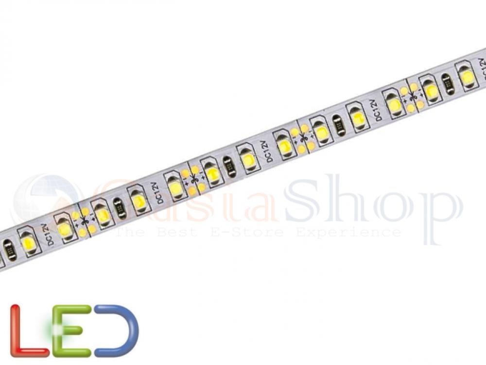 Striscia led luce bianca ultra white 5 metri 300 led smd 3528 for Luce bianca led