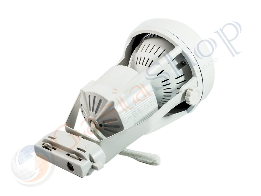 Portalampada con lampada led par30 e27 36 watt bianco for Portalampada led
