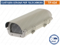 CUSTODIA STAGNA PER TELECAMERA HOUSING BOX CCTV VIDEOSORVEGLIANZA IP66